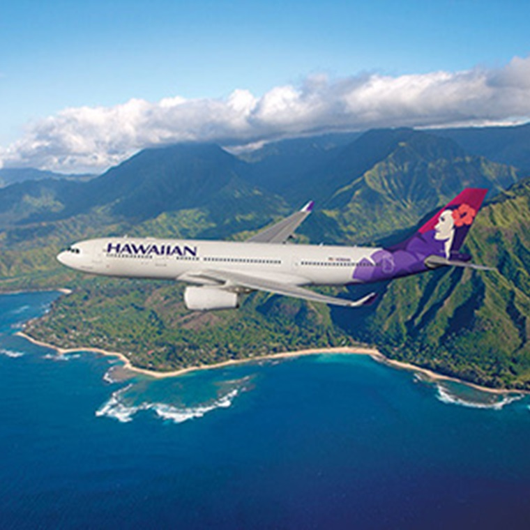Win The Hawaiian Airlines Vacation Packages