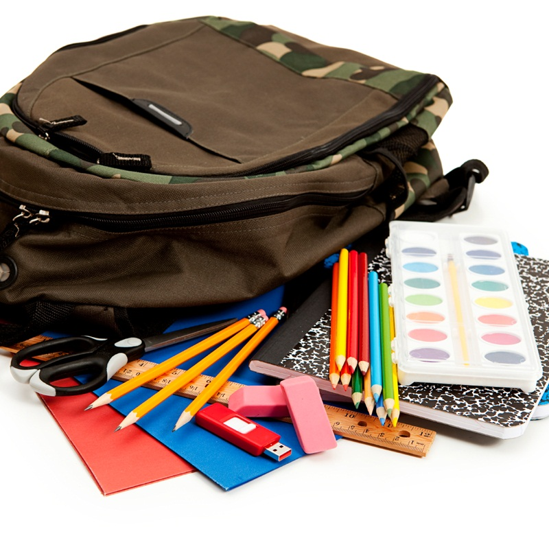Win a School Supplies