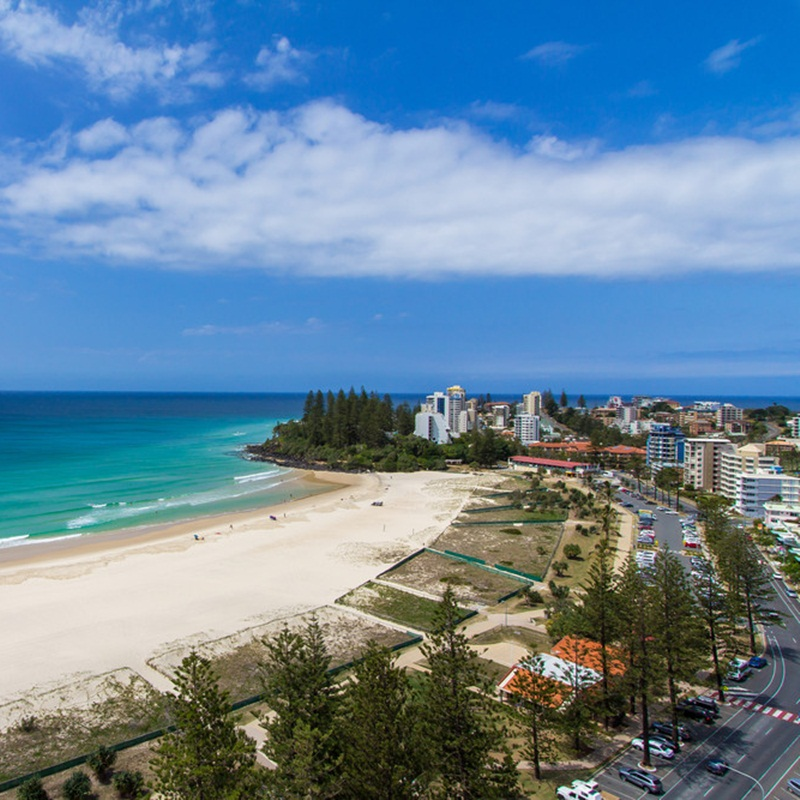 Win a Trip to Gold Coast,Coolangatta