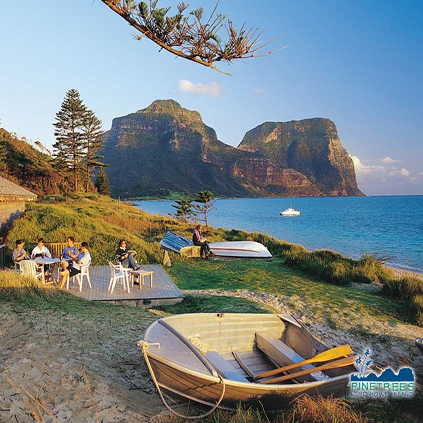 Win An Australian Adventure To Lord Howe Island