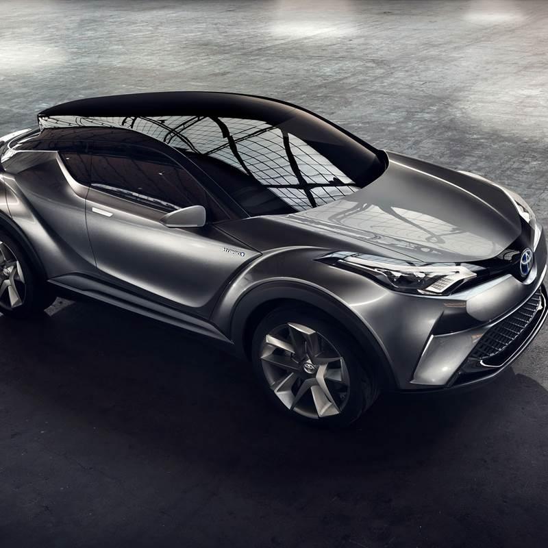 Win a 2017 Toyota C-HR Koba