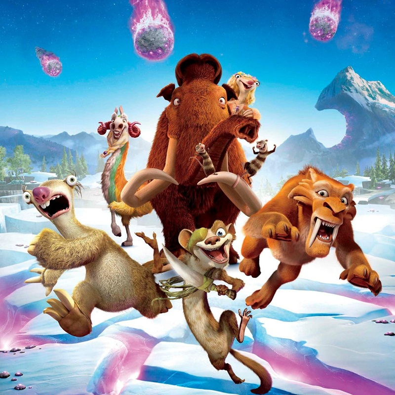 Win a ICE AGE: COLLISION COURSE PRIZE PACK