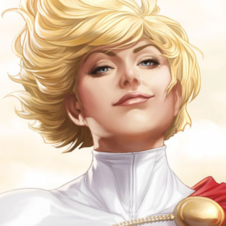 Win a Power Girl Premium Format Figure