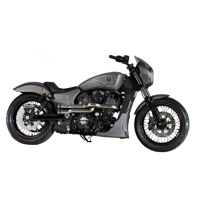 Win a 2017 Victory Octane Motorcycle