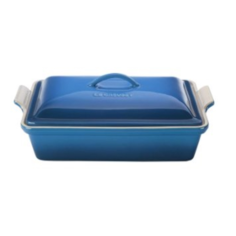 Win a Le Creuset Heritage Covered Baking Dish