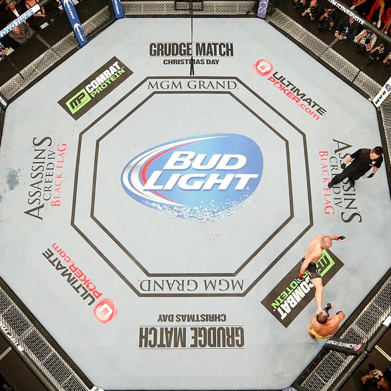 Win a BUD LIGHT® FLY AWAY TO UFC SWEEPSTAKES