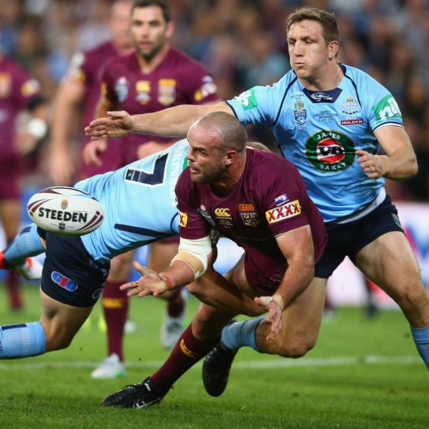 Win Tickets To All 3 State Of Origin Games