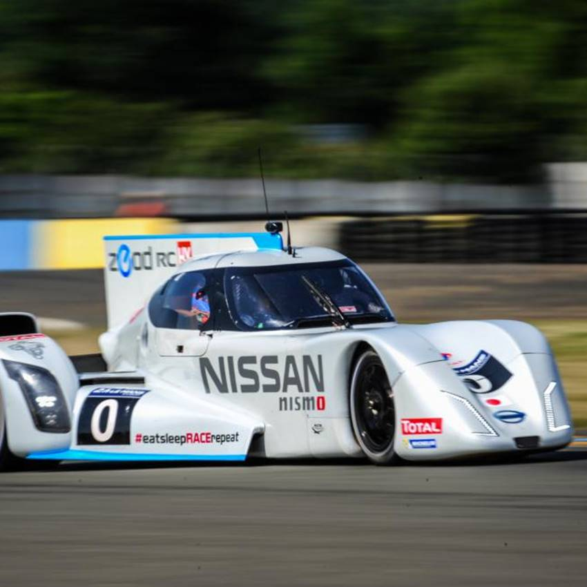 Win 1 Of 6 Hot Lap Experiences A The NISSAN Motorsport Ride Day