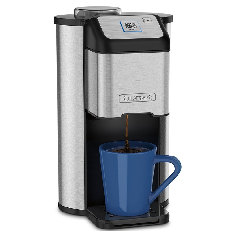 Win a Cuisinart Single Cup Grind & Brew Coffee Maker