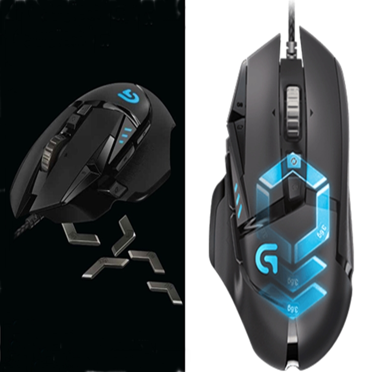 Win a Logitech G502 Proteus Spectrum Gaming Mouse