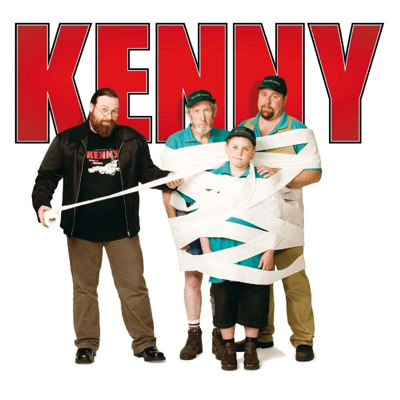 "We have 100 DVD copies of Aussie movie ""KENNY"""