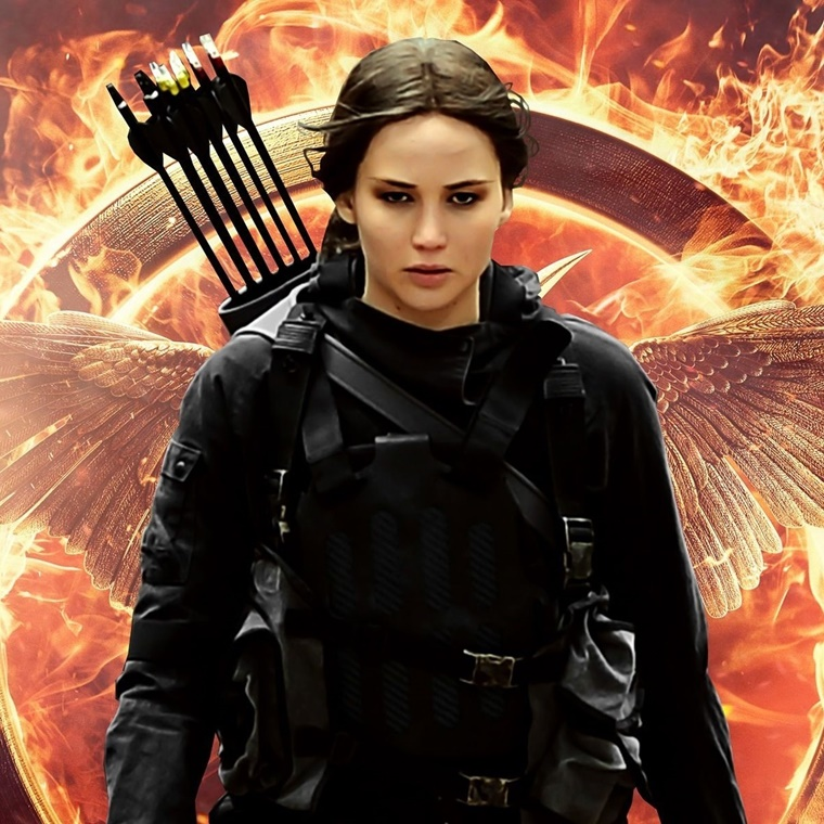 Win The Hunger Games Mockingjay Blu-ray Dics and Blu-ray Player
