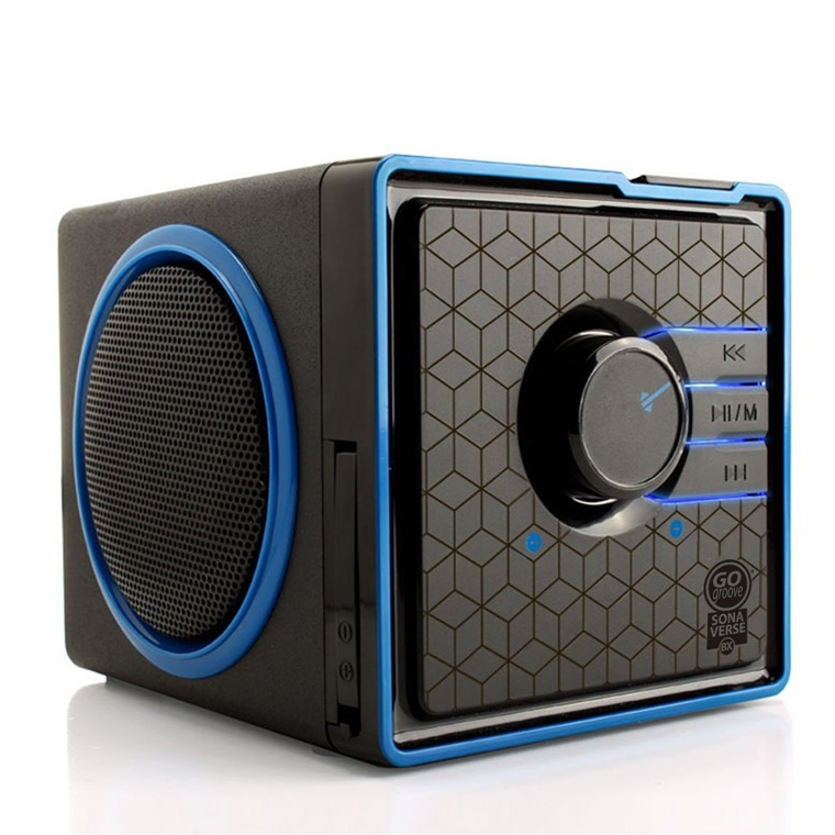Win a Portable Speaker