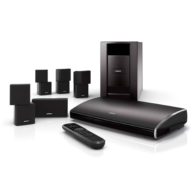 Win A Bose Lifestyle® SoundTouch® 535 Home Entertainment System