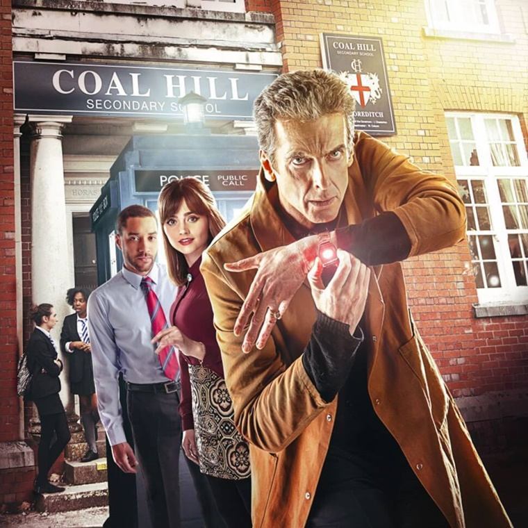 Win a Doctor Who Prize Pack