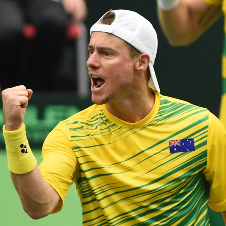 Win A Private Tennis Lesson with Lleyton Hewitt
