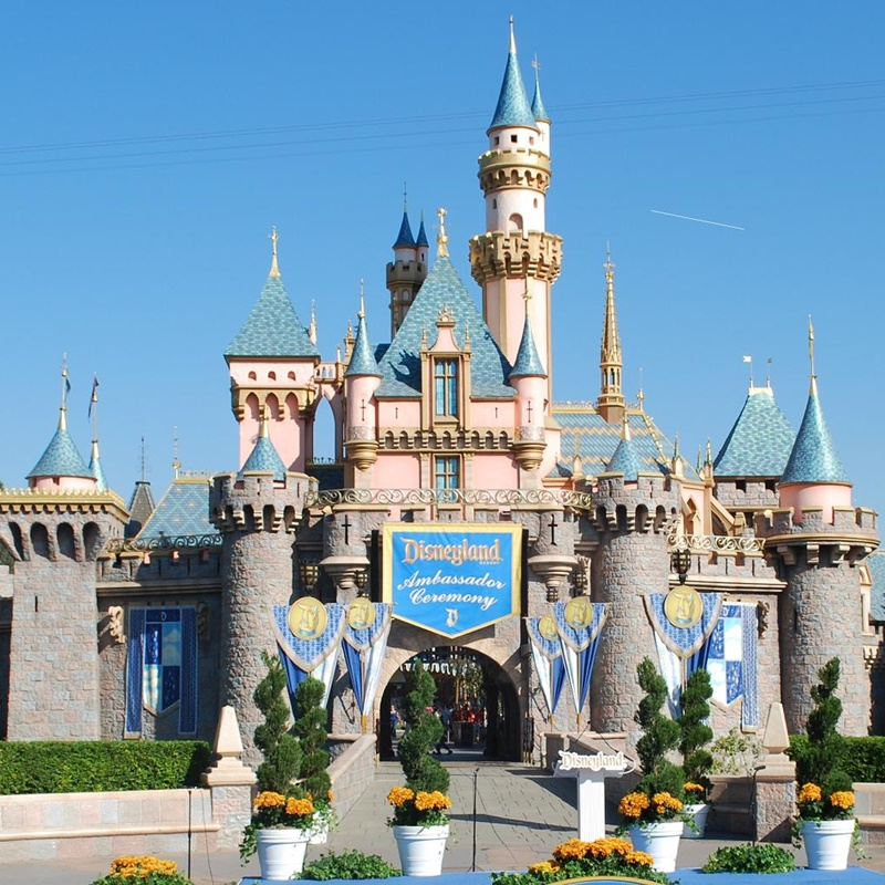 Win A Family Trip to Disneyland California