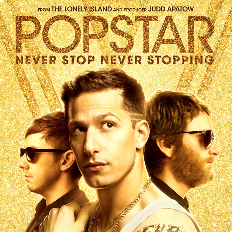 Win a POPSTAR: NEVER STOP NEVER STOPPING DVDs