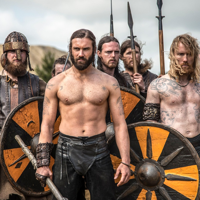Win a Exclusive Vikings Prize Pack