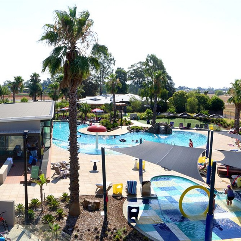 Win a Motorhome Holiday aT RACV Cobram Resort