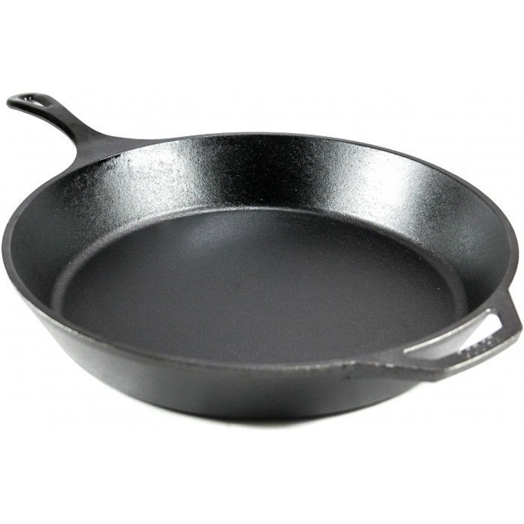 Win a Lodge Logic 15-Inch Cast Iron Skillet