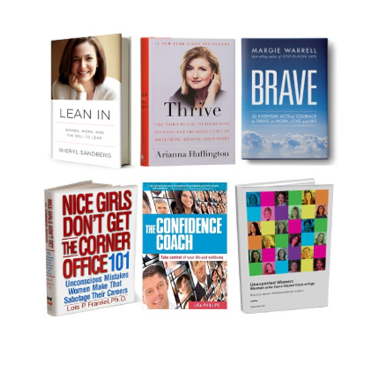 Win Leaders in Heels Empowerment Gift Pack