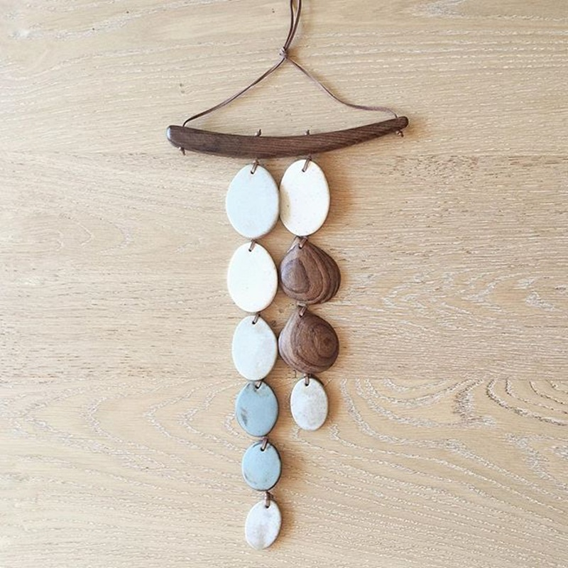 Win a Necklace and Studs from Woodfolk