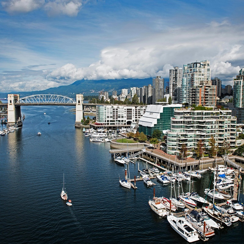Win a Tourism Vancouver's Spring