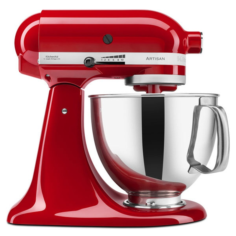 Win a KitchenAid 5-Quart Artisan Stand Mixer