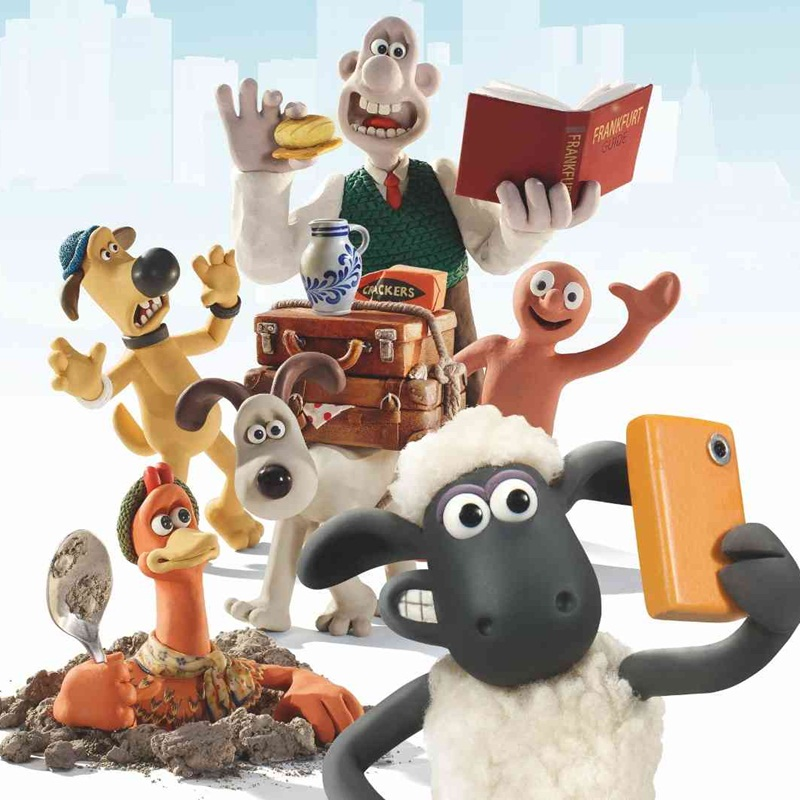 Win a Aardman 40th Anniversary Collection DVD