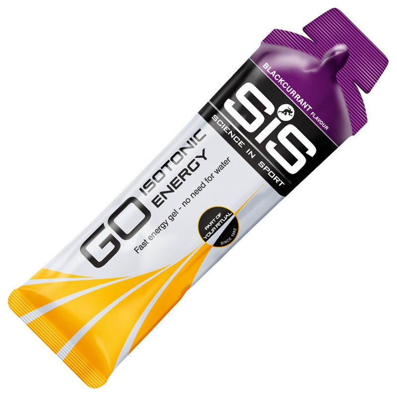 Win a Isotonic Energy Gels Per Training Session