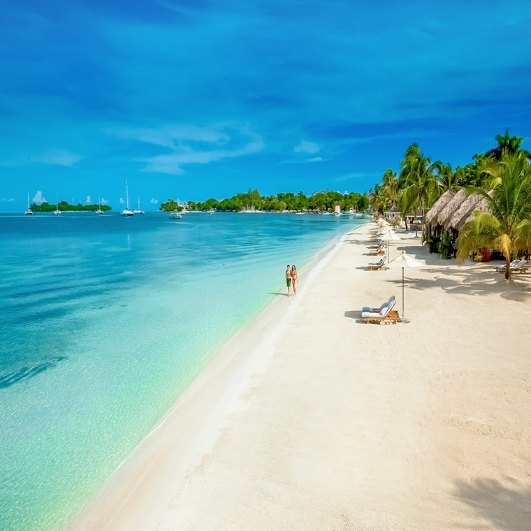 Win a trip to Negril