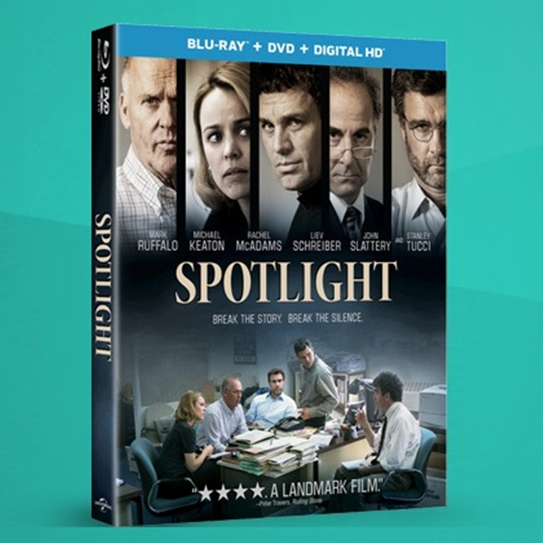 Win SPOTLIGHT on Digital HD plus an iPad Mini 2