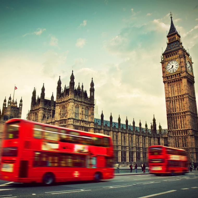 Your chance to win a holiday for 5 to London is here, thanks to SHESAID!