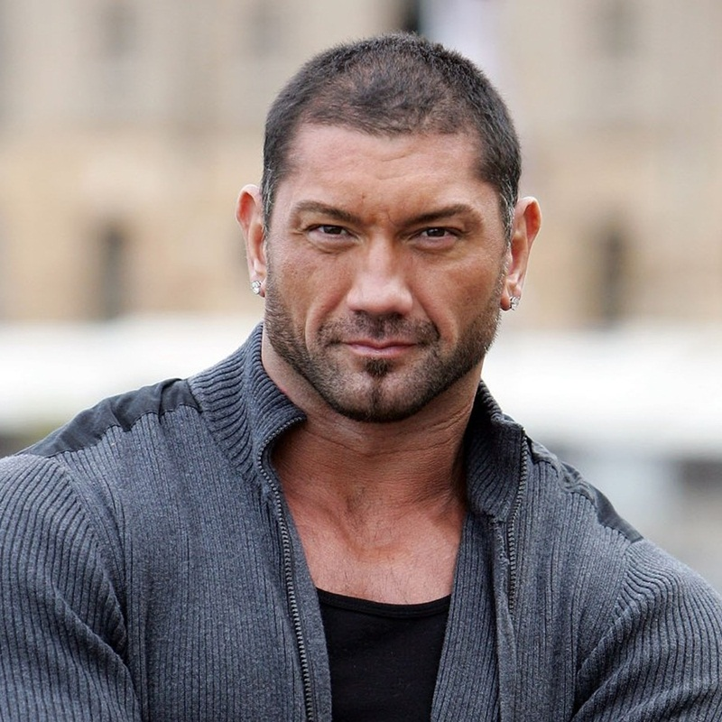 Win a Training session with Dave Bautista