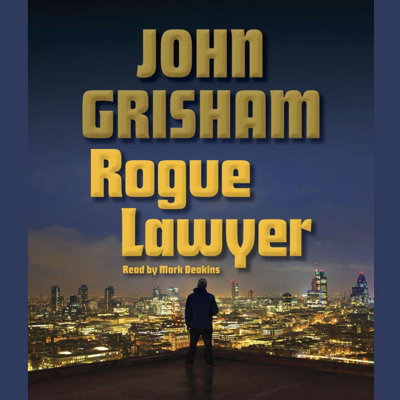 Win a Copies of Rogue Lawyer