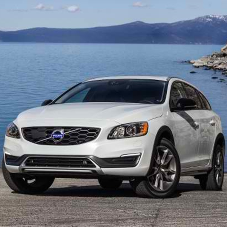 Win An All-New 2016 Volvo V60 Cross Country T5