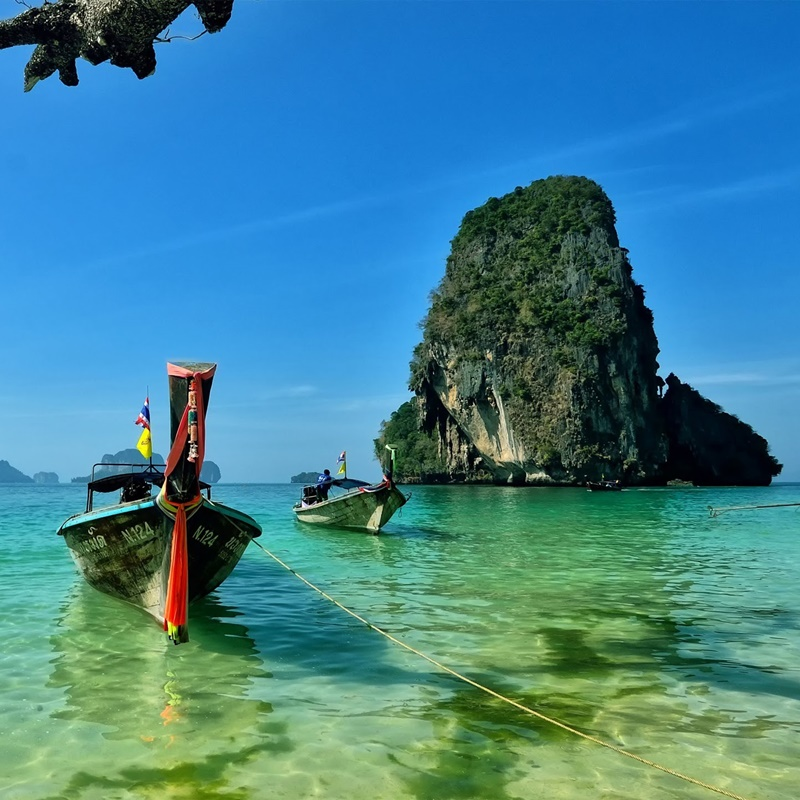 Win Two Return Flights to Thailand
