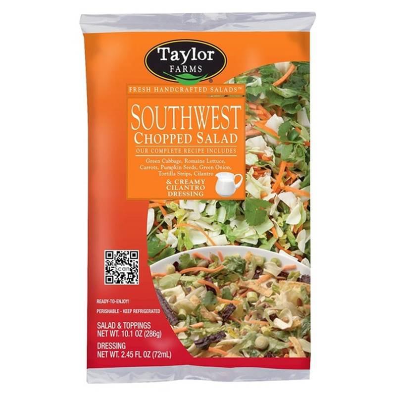 Win a Year's Supply of Taylor Farms Chopped Salad Kits