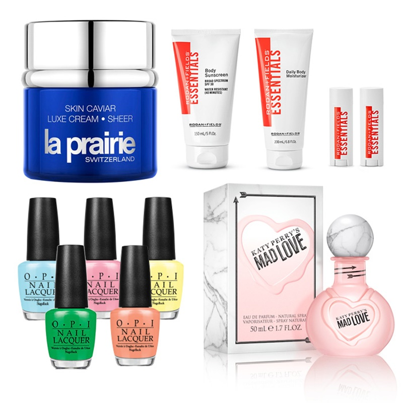 Win a Summer beauty prize package