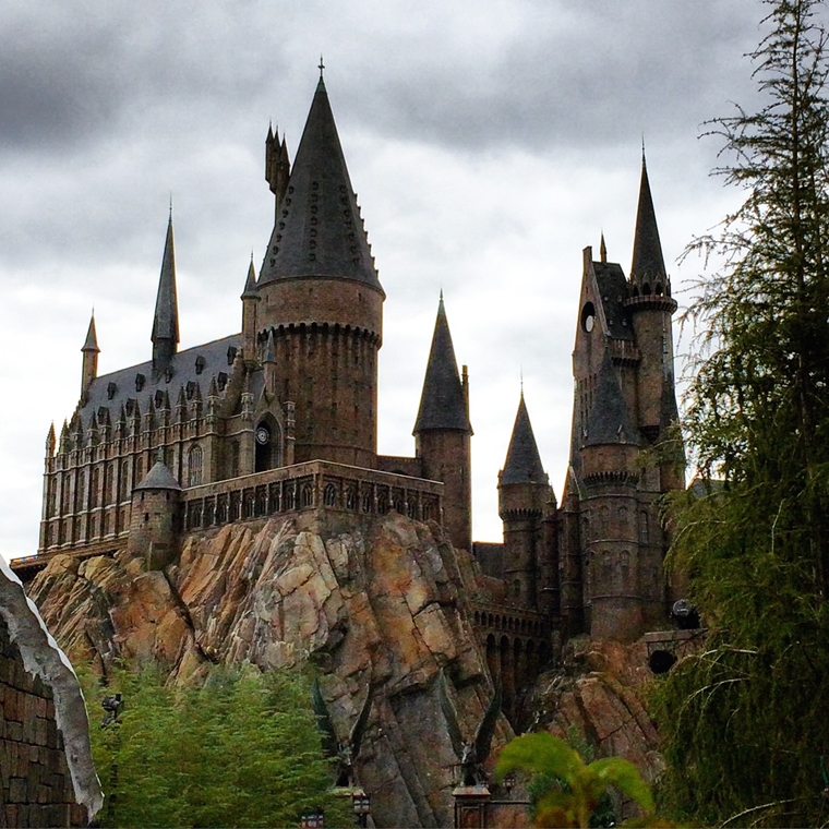 Win The Ultimate Harry Potter™ Trip Around The World