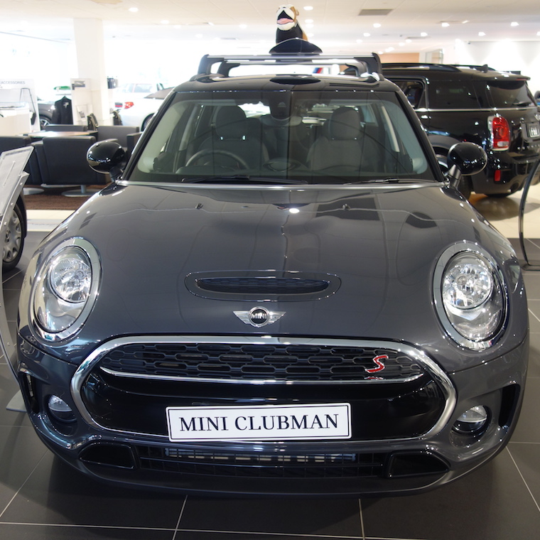 Win a brand new Mini Cooper!