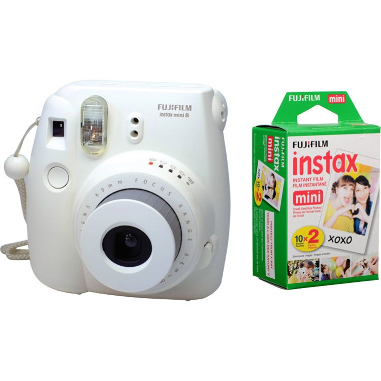 Win a Fujifilm Instax Mini 8 Camera