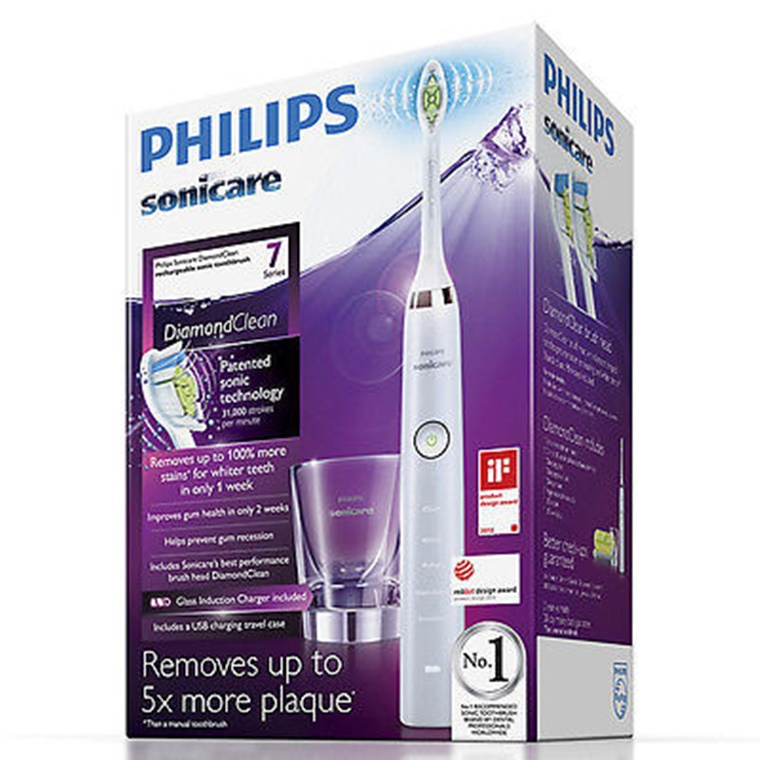 Win a Philips Sonicare DiamondClean toothbrush