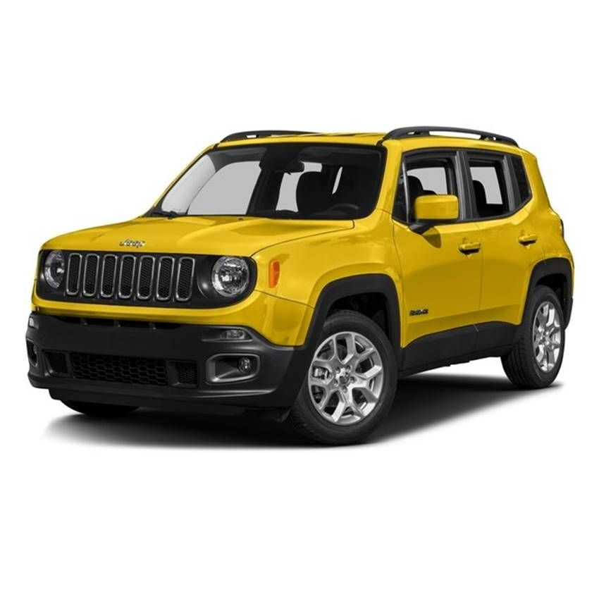 Win A MY17 Jeep Renegade Sport Petrol CVT Model