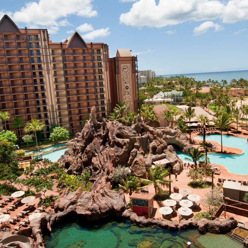 Win a Family Trip to Disney Resort in Hawaii