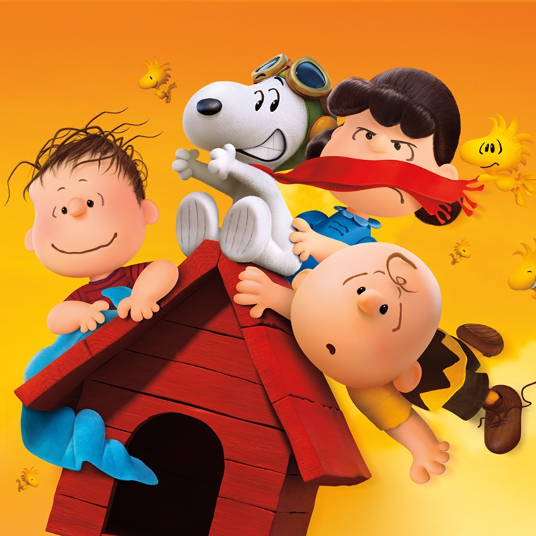 Win a The Peanuts Movie Package