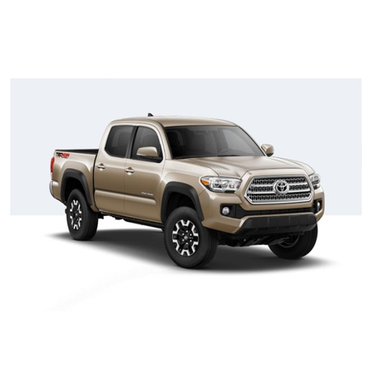 Win a 2016 Toyota Tacoma