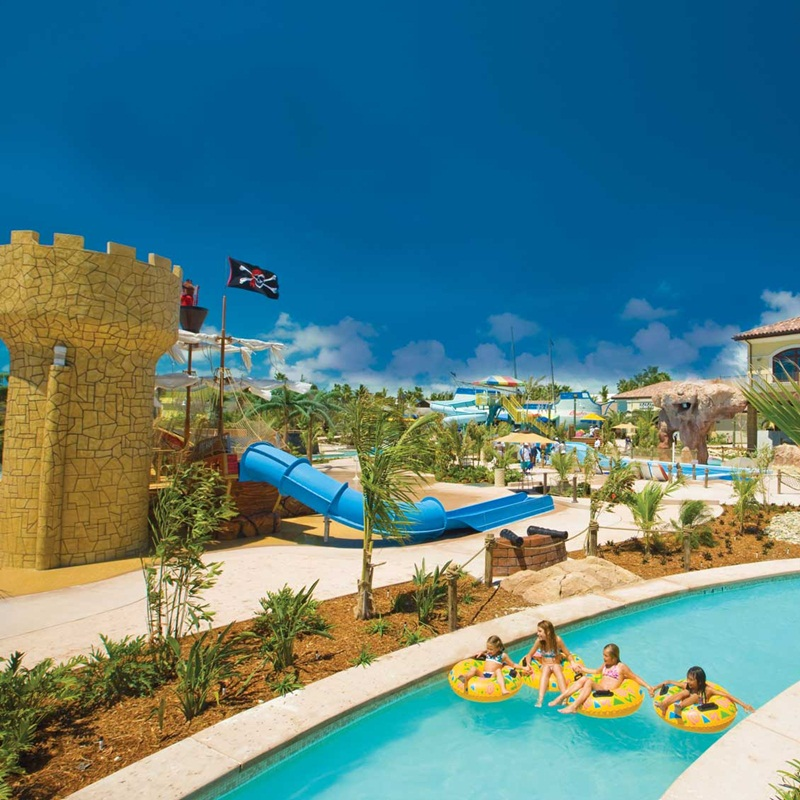 Win a Dreaming of a White Sand Christmas at Beaches® Resorts