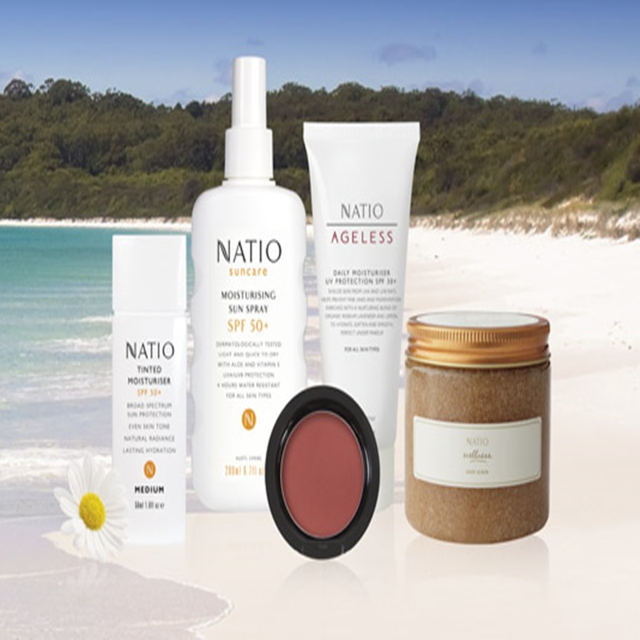 Win A Natio Summer Essentials